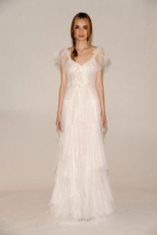 Marchesa Bridal Fall 2014