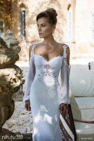 Julie Vino 2015 婚纱礼服系列