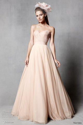 Watters 时尚婚纱礼服系列摄影