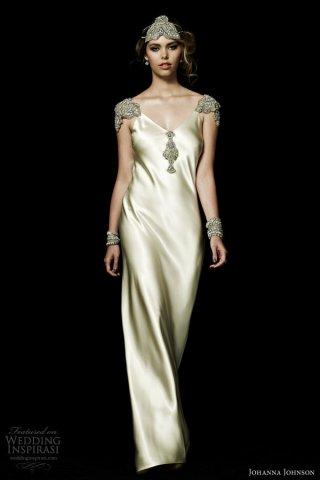 Johanna Johnson 婚纱礼服系列