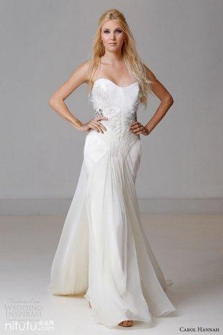Carol Hannah 2015婚纱礼服系列摄影
