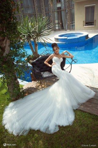 Galia Lahav 唯美时尚婚纱礼服系列
