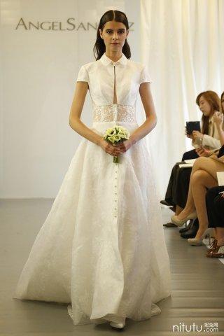 Angel Sanchez 2015秋冬婚纱礼服系列