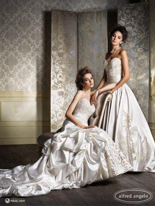 Alfred Angelo 2014 婚纱礼服系列