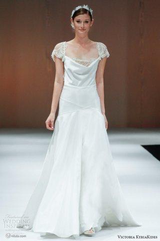 Victoria KyriaKides 2014婚纱礼服系列