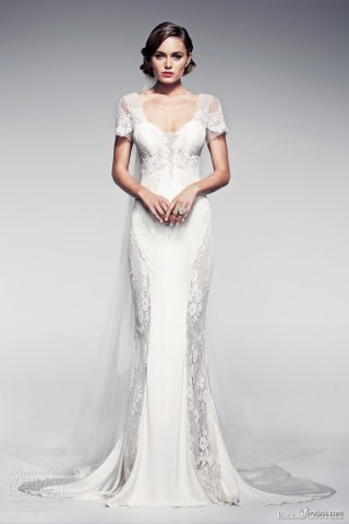 Pallas Couture 2014婚纱礼服系列