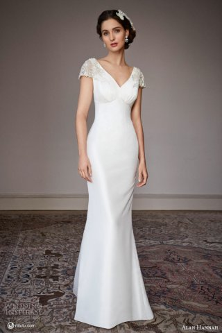 Alan Hannah 婚纱礼服系列摄影