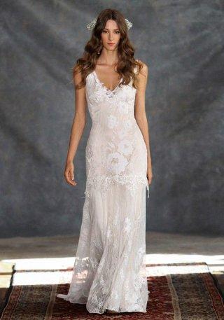 Claire Pettibone 2015春夏婚纱系列