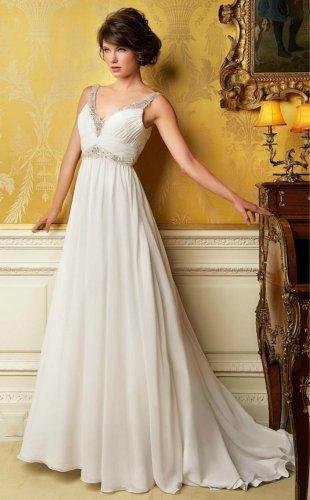 12款专为准妈妈新娘设计的婚纱!