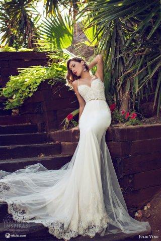 Julie Vino 2014 婚纱礼服欣赏
