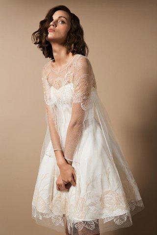 Delphine Manivet2014春夏婚纱礼服欣赏