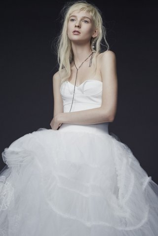 Vera Wang 2015秋冬婚纱礼服系列