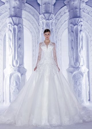 Michael Cinco Couture Wedding Spring Summer 2013 Collection