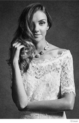 Bhldn 时尚婚纱礼服系列摄影