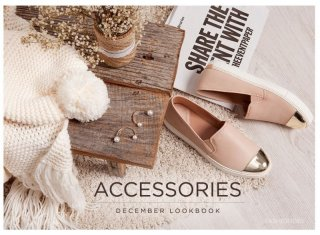 Stradivarius Accessories Lookbook December 2014
