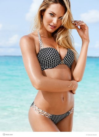 Victoria's Secret photos of Candice Swanepoel