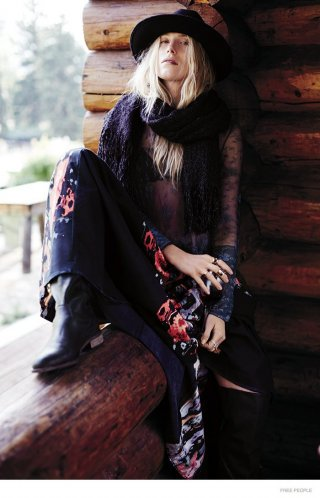 Free People 2014 lookbook