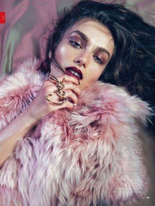 Lachlan Bailey 时尚杂志摄影欣赏