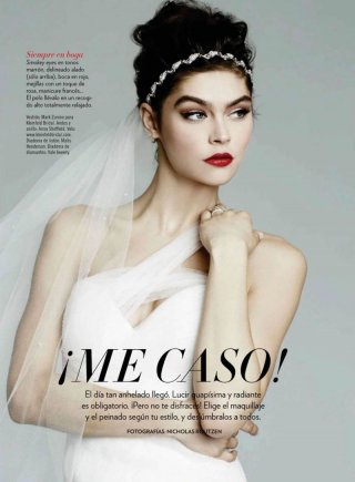 Lauren Layne 时尚杂志摄影欣赏