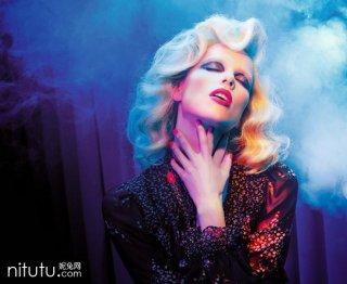 Miles Aldridge 时尚杂志摄影欣赏