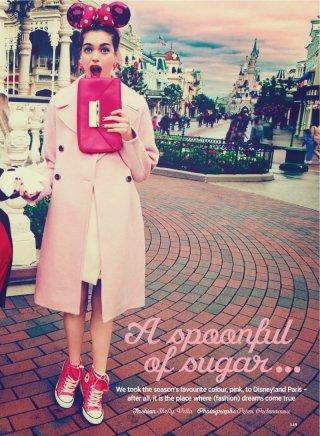 """""""A Spoonful of Sugar"""" for Cosmopolitan UK"""