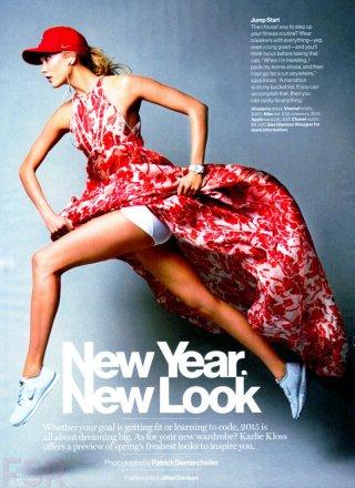 Patrick Demarchelier 时尚杂志摄影欣赏