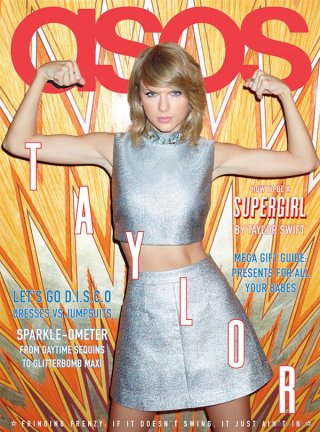 Taylor Swift《ASOS》杂志2015年1月号