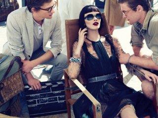 Phil Poynter 时尚杂志摄影欣赏