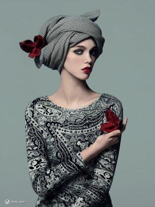 Andrey Yakovlev时尚人像摄影欣赏