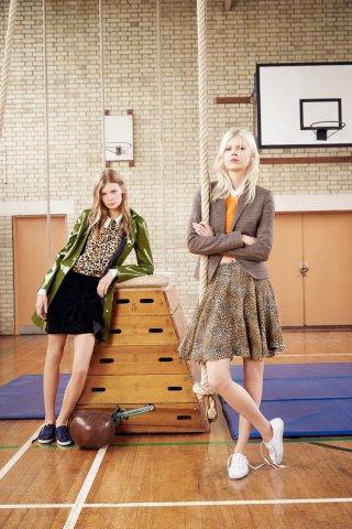 Zara's Fall Winter 2014.15 TRF advertisement