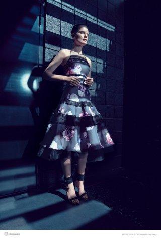 Bergdorf Goodman 时尚商业广告摄影欣赏