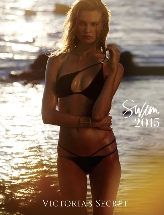 Victoria's Secret 2015泳装系列产品型录
