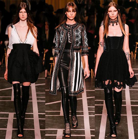 2015春夏时装趋势 将流行元素提前穿上身