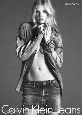 Calvin Klein(CK) Jeans 2015春夏商业广告大片