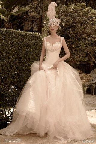 St. Pucchi 2015婚纱礼服系列欣赏