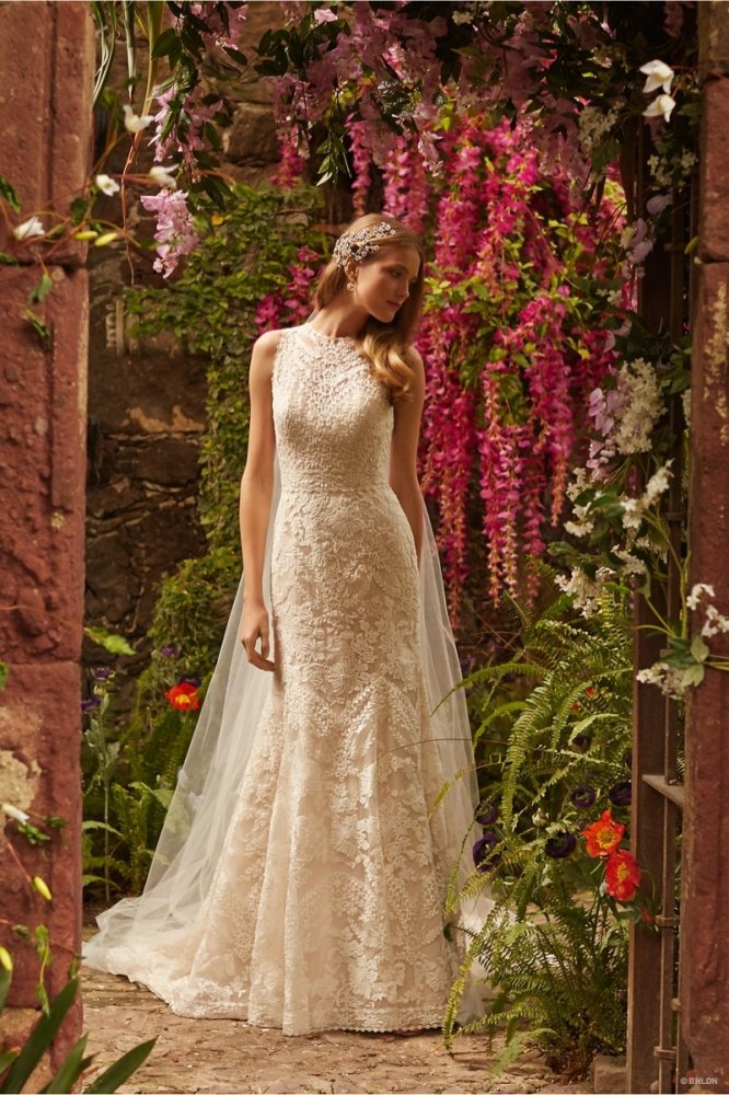 BHLDN 2015婚纱礼服摄影系列