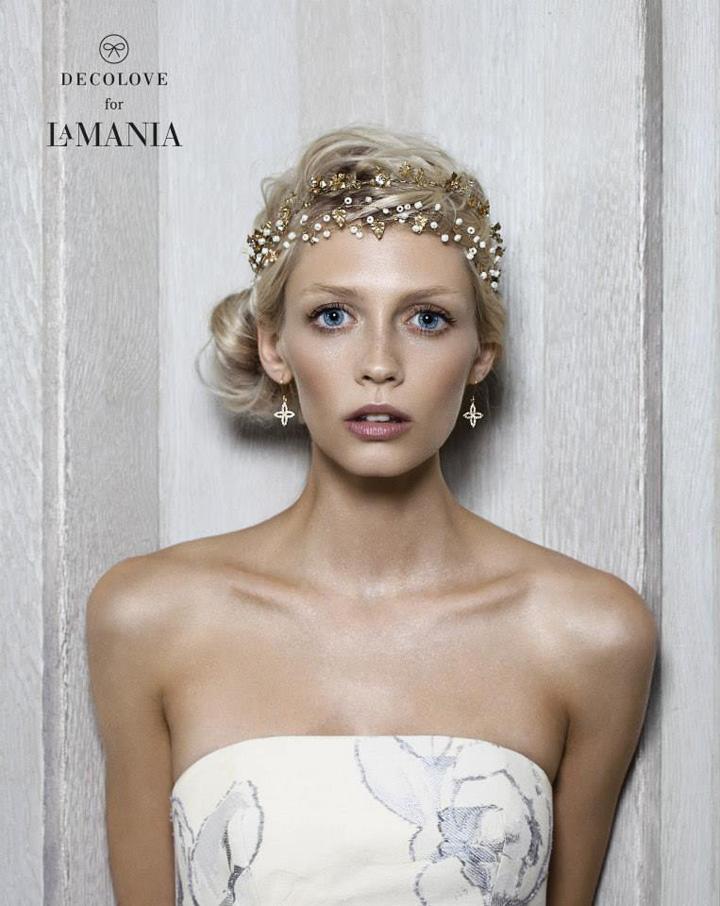 La Mania 2015「White」系列婚纱