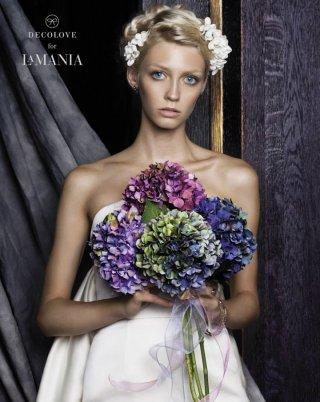 La Mania 2015婚纱系列广告大片