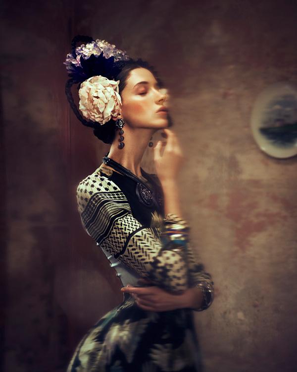 Elizaveta Porodina时尚摄影作品