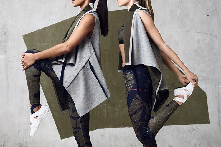 Nike设计师Johanna Schneider新创意  让运动服成为身体的一部分