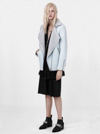 Alexander McQueen 2015早春夹克衫Lookbook 温暖的实用主义美学