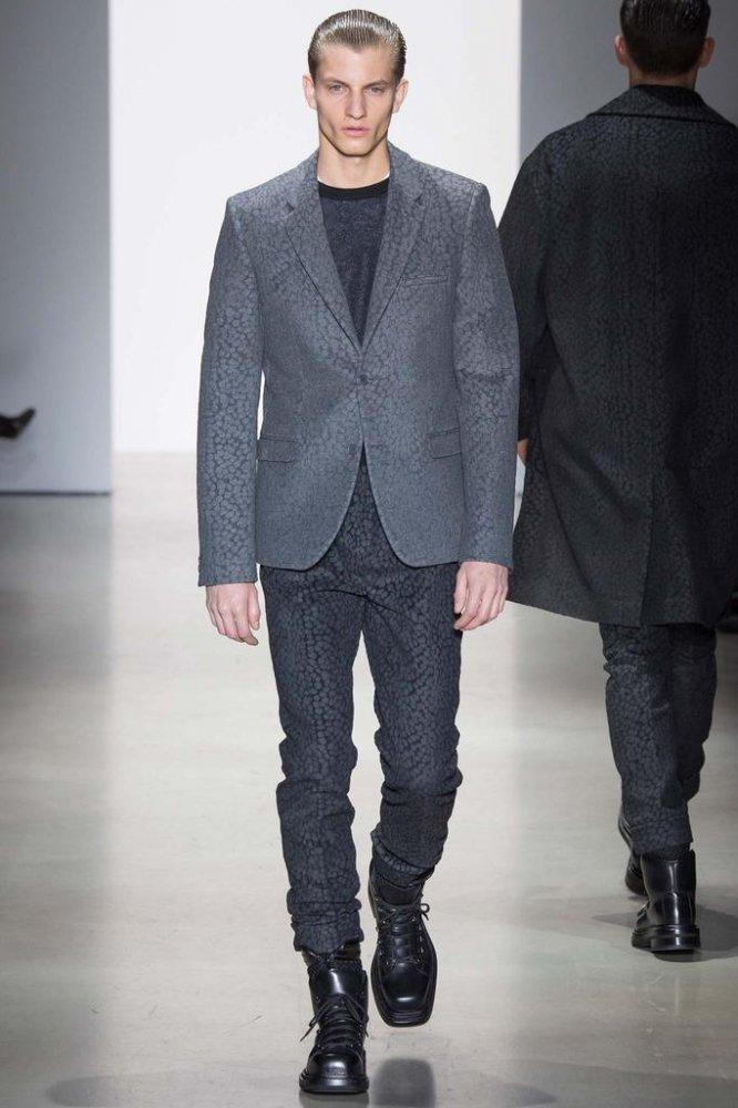 Calvin Klein Collection 2015秋冬男装流行发布