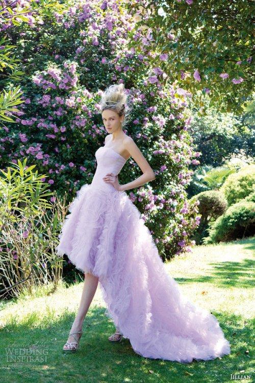 Jillian 最新婚纱礼服系列摄影