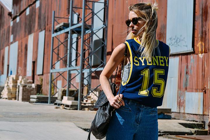 Tommy Ton 2015春夏澳大利亚时装周街拍