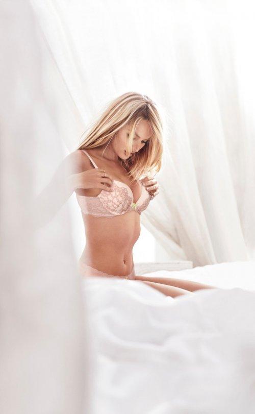 Victoria's Secret(维多利亚的秘密)Dream Angels 内衣广告大片