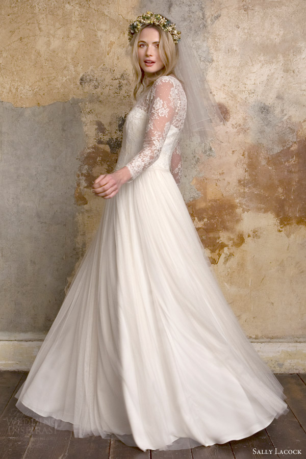 Pictures of old fashioned wedding dresses 65