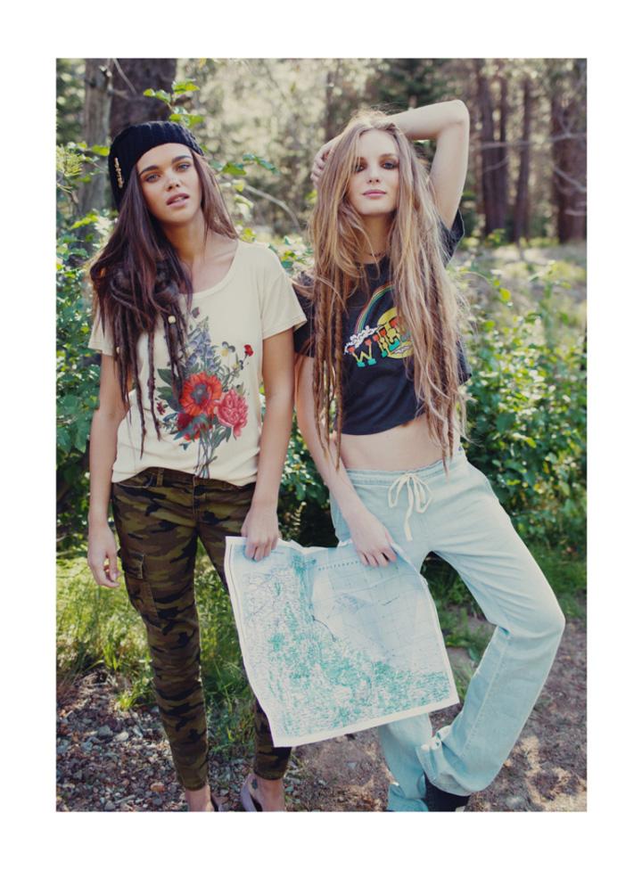 Wildfox 2015春夏系列LookBook