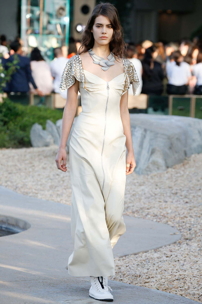 Louis Vuitton 2016春时装发布