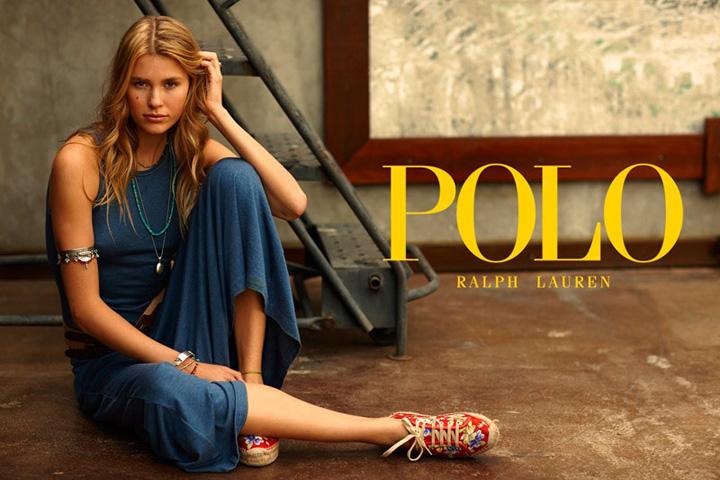 Polo Ralph Lauren 2015夏季系列广告大片