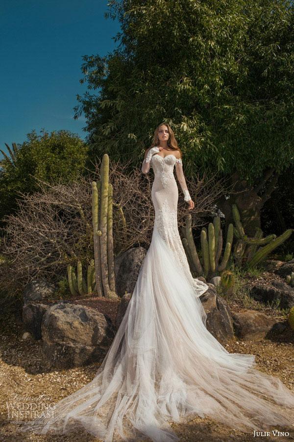 Julie Vino 2015春夏婚纱系列